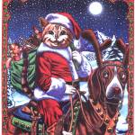 """SantaKat"" by MikeCressy"