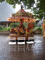 Rainy-Day Merry-Go-Round