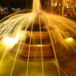 """Sombrero fountain."" by josedaniel"