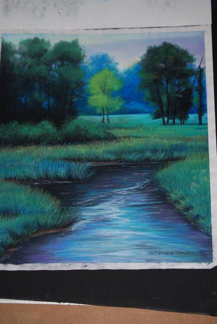 Stunning Quot Nature Quot Chalk Pastel Drawings And Illustrations