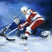 """Original Six Showdown"" by sportsillustrator"