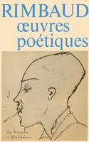 Rimbaud sketch by Ernest Delahaye;1964 book cover
