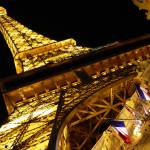 """Paris Hotel at night"" by Positive_Images"