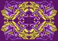 Purple and Gold 01
