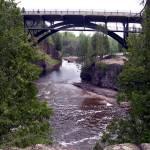 """High Bridge Low Water"" by paigemarie"