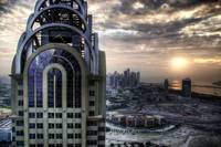 Dubai from the roof