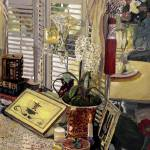 """My Writing Desk"" by kyaudeart"