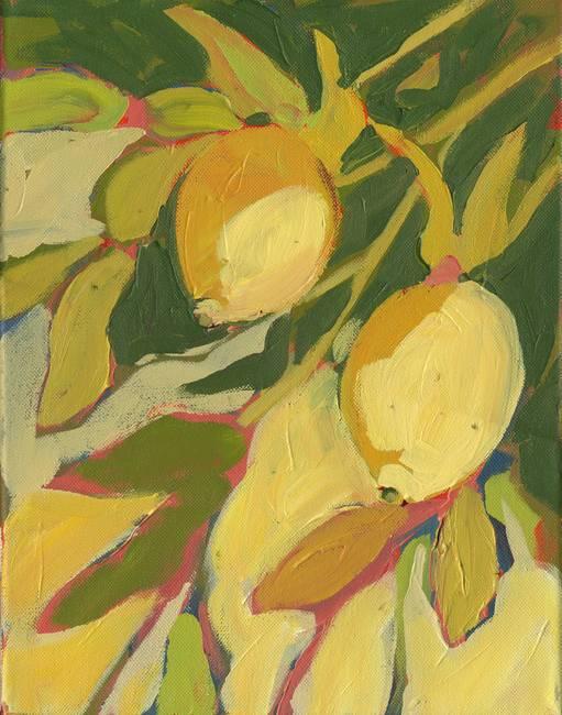 "Lemon Tree Artwork Lemon Tree """