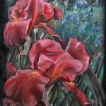 """""""Iris 2"""" by alexpaints"""