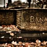 """here lies Dana"" by Neaners"