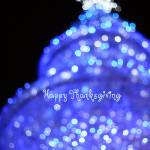 """Happy Bokeh Thanksgiving"" by kenneoh"