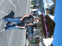 Lyn and Jeff in Leavenworth