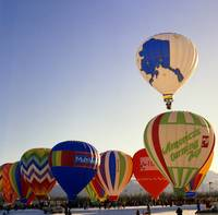 Alaska Hot Air Balloons  #1