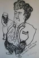 Brendan Behan.