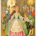 """Cinderella at the Ball by Ella Dolbear Lee"" by arcaniumantiques"