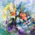 """Fantasy Blue"" by rose1"