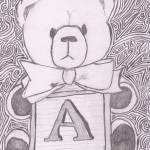 """""""Teddy Bear"""" by birdiesawyer"""