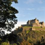 """Edinburgh Castle, Scotland"" by ntg-photography"