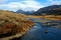 Soda Butte Creek YNP