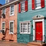 """Georgetown Houses"" by nayr"