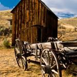 """Wagon - Bannack, Montana"" by timleonhardt"