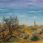 """""""Yucca Desert"""" by AlexKube"""