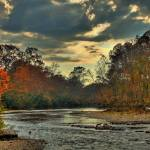 """Autumn Morning on the Bryant"" by CKEphotos"