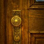"""Texas Capitol Door Knob"" by dawilson"