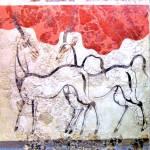 """Minoan Antelope Fresco"" by MinoanAtlantis"