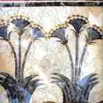 """Minoan Sea Daffodils (Lilies) Fresco"" by MinoanAtlantis"