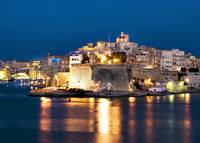 Port of Malta at Night
