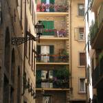 """""""Appartment balconies in Old Florence"""" by karine_gagnon3"""