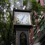 """""""Gastown Steam Clock"""" by karine_gagnon3"""