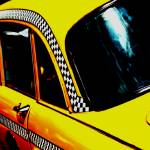 """Checker Cab"" by SherriJackson"