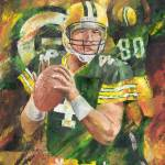 """""""Brett Favre"""" by creativesportsart"""
