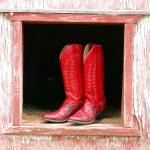 """Red Boots"" by heathershuston"