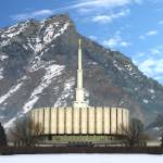 """Provo temple"" by TerrySpringer"