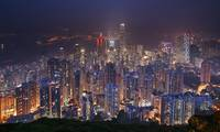 Hong Kong The Hazy Hour