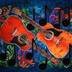"""Music - Guitars"" by sueduda"