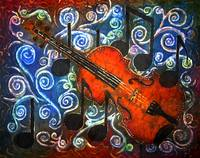 Music - Fiddle Violin