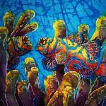 """""""Ocean Dudes - Mandarinfish"""" by sueduda"""