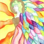"""Angel of Joy"" by Christia"