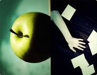 every apple has a dark side