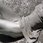 """Semi-Nude On A Rock"" by donjo"