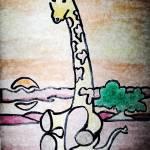 """""""giraffe"""" by skyvod"""