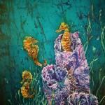 """""""Ocean Dudes - Seahorses"""" by sueduda"""