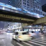 """chicago L"" by AVNetwork"