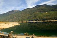 Lake Cle Elum In Fall #2