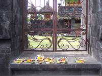 Legian Temple Steps