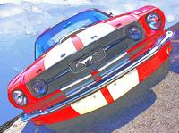 1965 Ford Mustang 2+2 GT